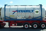 20 new GMP tank containers for Anhalt Logistics